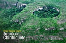 Parque nacional natural: Serrania del chiribiquite